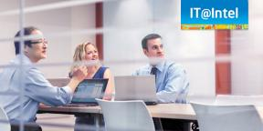 IT@Intel: Sharing Intel IT Best Practices with the World