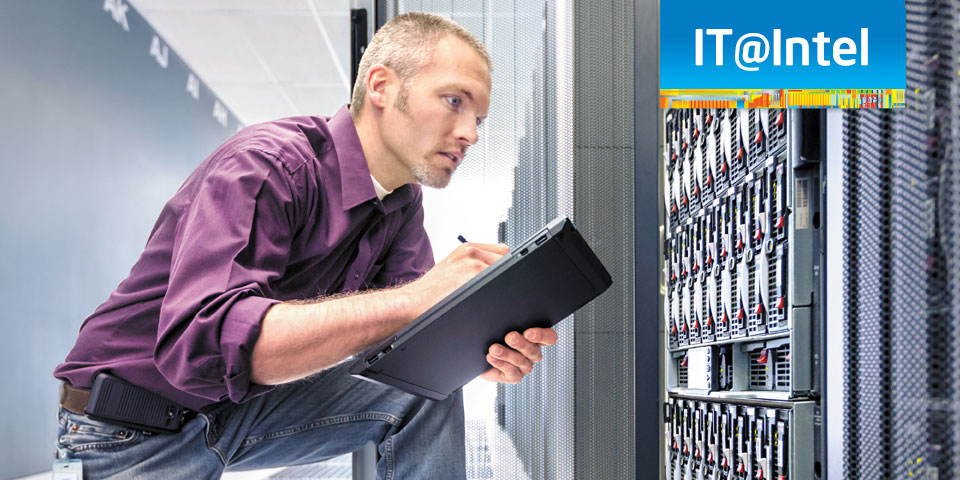 IT@Intel: Data Center Solutions