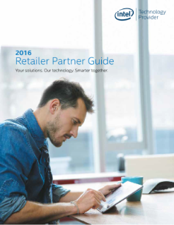 2016 Retailer Partner Guide  Your solutions. Our technology. Smarter together.