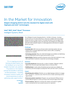 Digitopia Is In the Market for Digital Retail Innovation