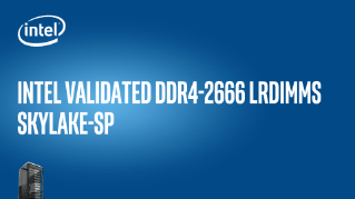 DDR4 LRDIMM Platform Memory Operations Validation Results