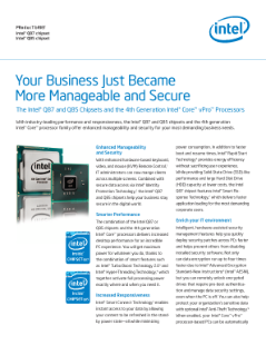 Your business just became more manageable and secure