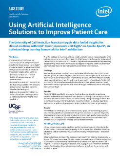 Artificial Intelligence Improves Patient Care