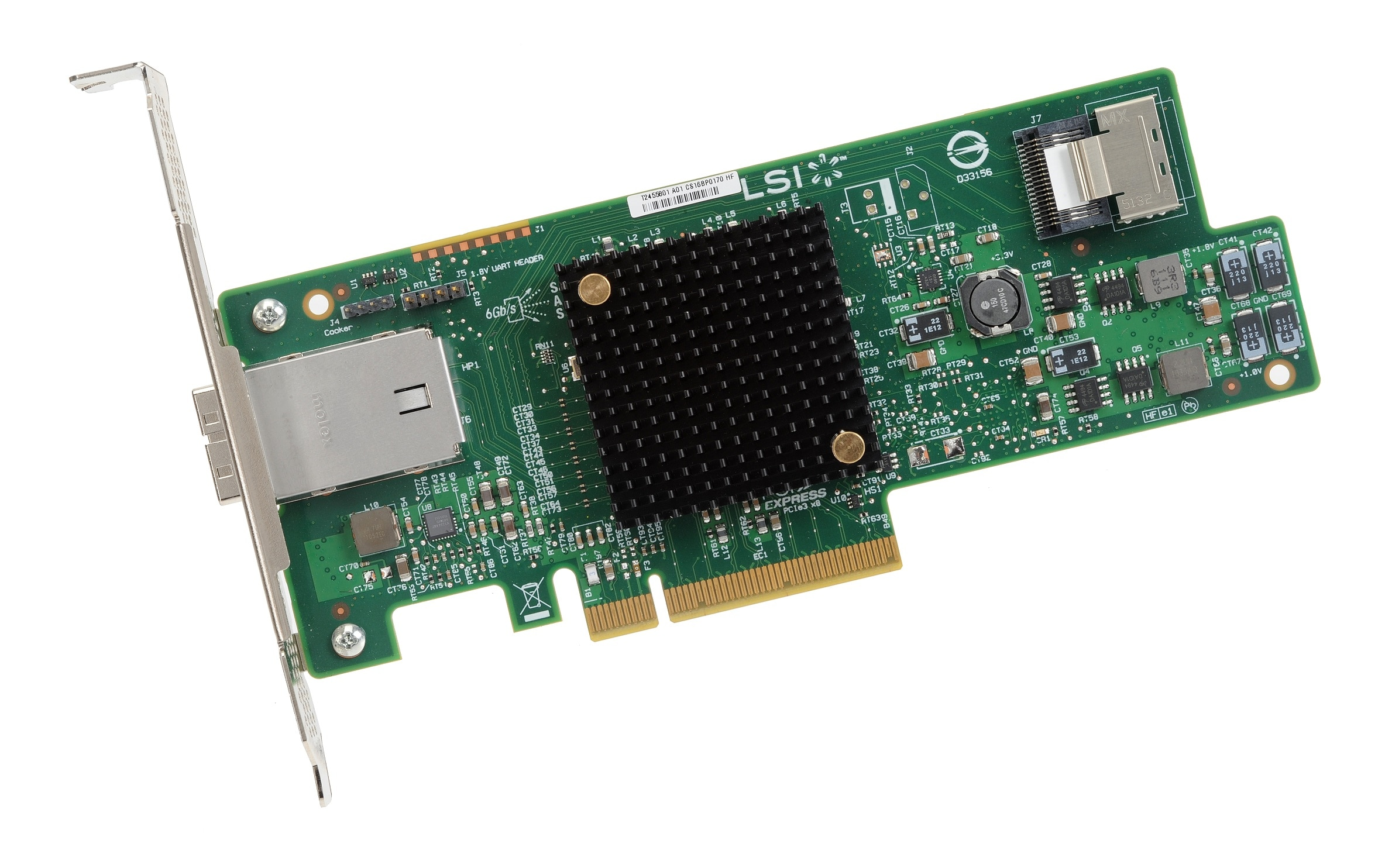 Intel® RAID Controller RS25FB044