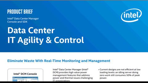 Intel® Data Center Manager | FAQ