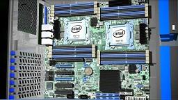Intel S2600CP Server Board New