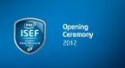 Intel ISEF 2012 Opening Ceremony,  Asia Pacific Highlights